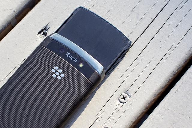 BlackBerry не тормозит