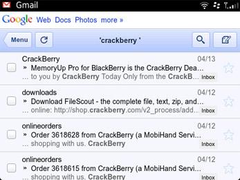 Gmail мобильная версия - фото 2