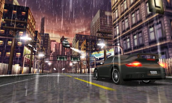 Need for Speed Undercover BlackBerry 10