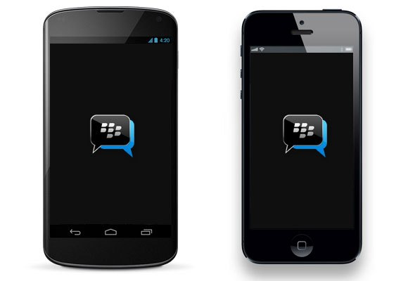 BBM Android iPphone