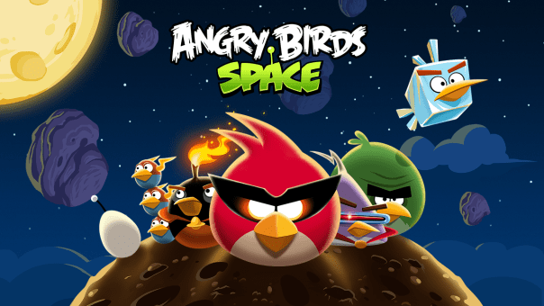 Angry Birds Space for BB10