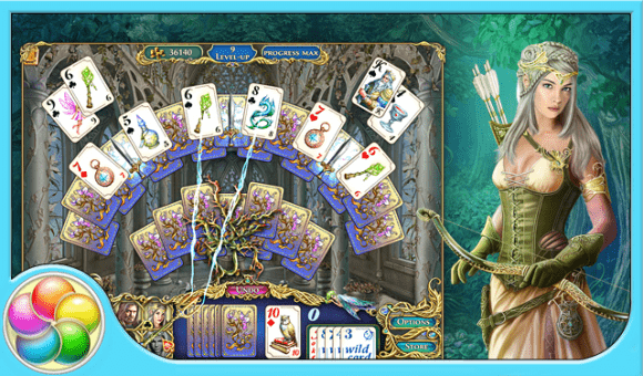 Chronicles of Emerland Solitaire for BB10