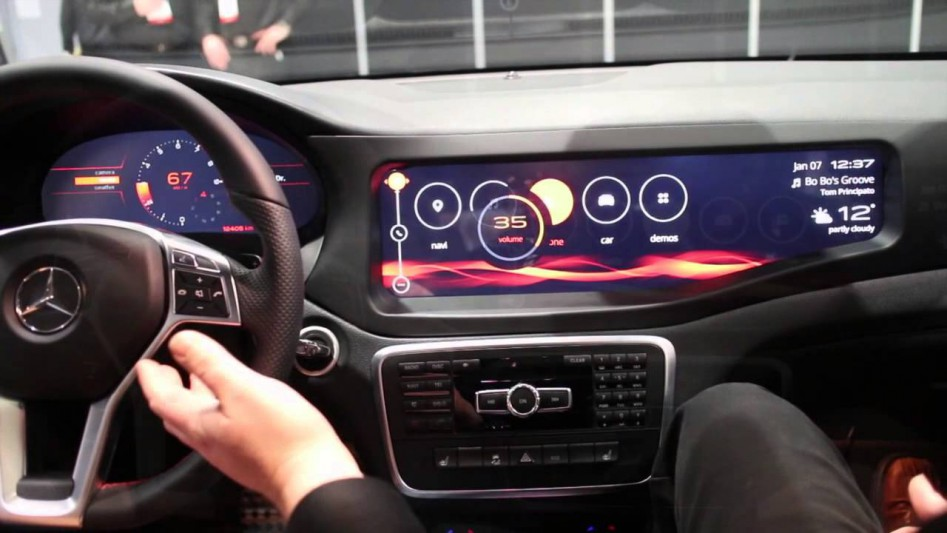 QNX покажет на CES три автомобиля