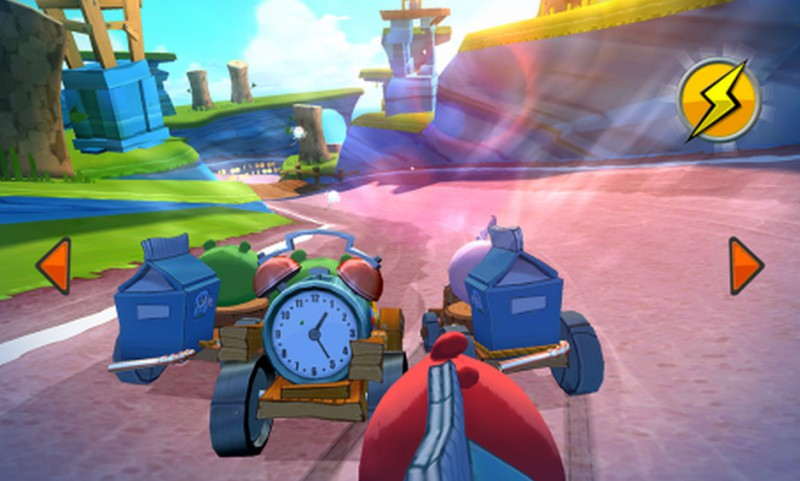 Angry Birds Go for BB10 - Best Race Games