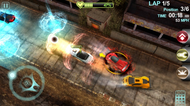 Blur Overdrive for BB10 - Best Race Games