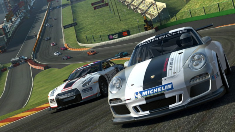 Real Racing 3 for BB10 - Best Race Games