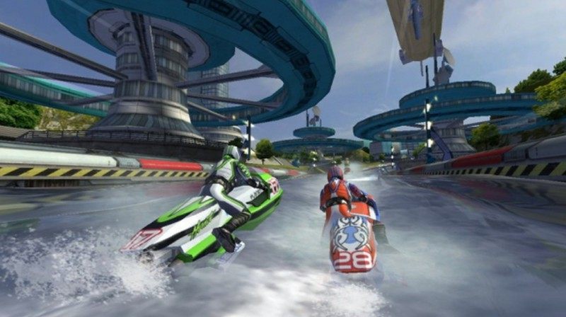 Riptide GP for BB10 - Best Race Games