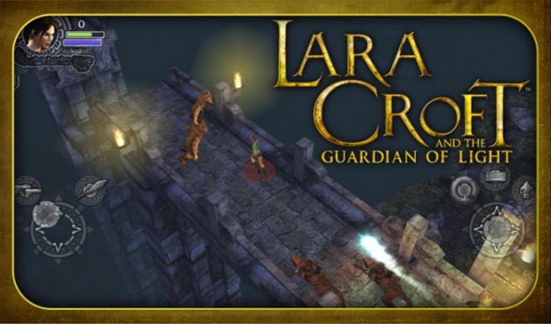Lara Croft for BB10
