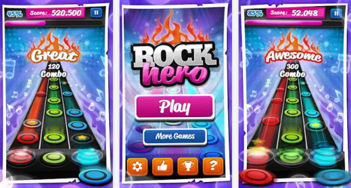 Rock Hero for BB10
