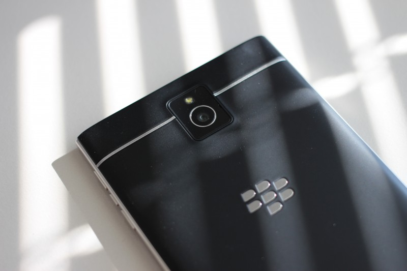 BlackBerry Passport preview 2